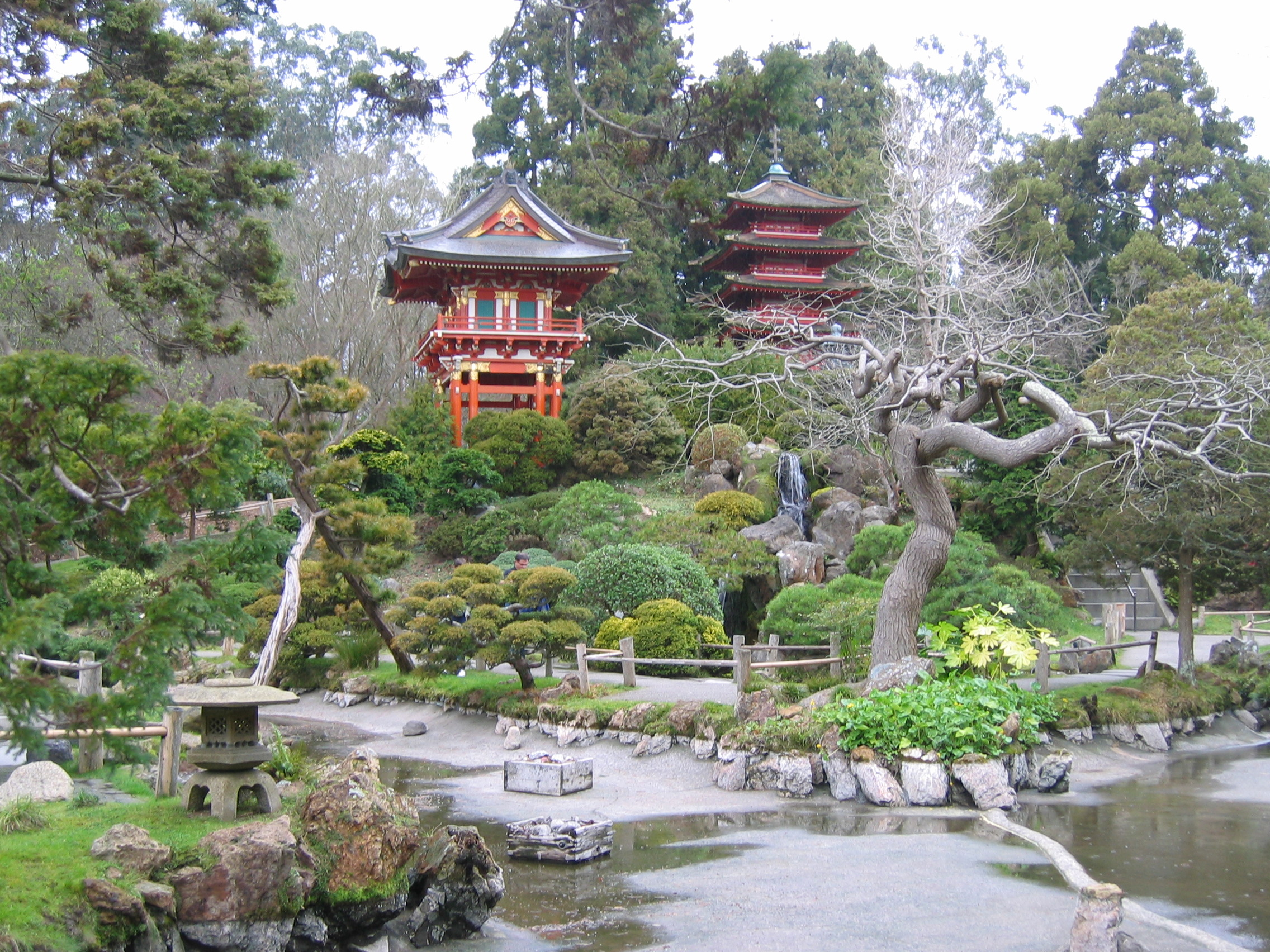Pin by katie blankenship on favorite places spaces - Japanese tea garden san francisco ...